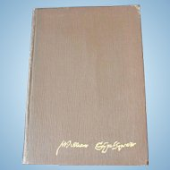 """Published in 1925, a book that features the """"complete works of William Shakespeare"""" - very good condition"""