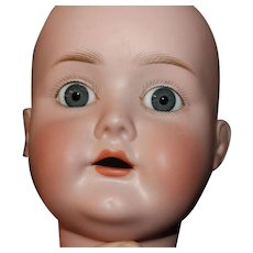 Germany Bisque antique doll head only -