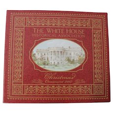 """Very nice Christmas present for a doll """"lover"""" . The White House Historical Association - Christmas Ornament - Never used"""