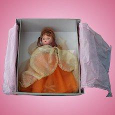Madame Alexander Fall Angel doll, mint in box -