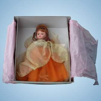 Madame Alexander Fall Angel doll, mint in box -