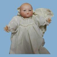 Madame Hendren antique baby doll -sleep eyes- 11 inches