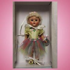 "Madame Alexander ""Vintage Ginny Fairy"" , All hard plastic; doll MIB"