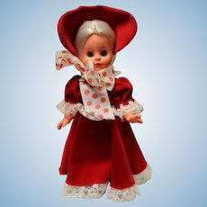 Furga doll, made in Italy - 12 inches tall