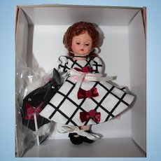 Madame Alexander, Alex doll Mint in box with Costume Party outfit