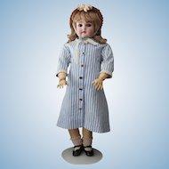 Heinrich Handwerck/Simon Halbig antique 27 inch doll-size 4