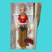 Madame Alexander Alex doll - new in box-cowgirl theme