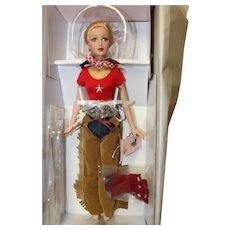 Madame Alexander Alex doll - new in box-cowgirl theme
