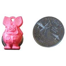 RAT FINK Ring for child 1960's 1970's toy ring hotrod mouse rat