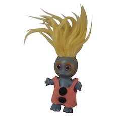 3 inch TROLL doll 1964 Very RARE and unusual Moon Monster by L. Khem