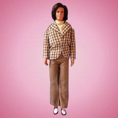 1973 Mod Hair Ken doll Barbie's boyfriend in original outfit NICE long hair!
