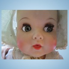 Vintage American Character Baby Toodles with flirty eyes adorable Tommy Toodles