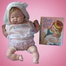 "Rare 18"" Vintage Vogue Baby Dear Doll original shirt 1960's Eloise Wilkins"