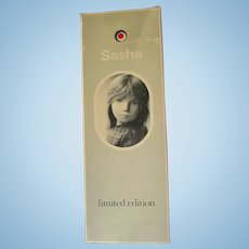 Limited Edition Sasha Kiltie doll 1983 in original box Tartan gorgeous