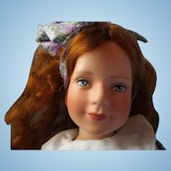Robert Tonner  SIGNED Artist doll  ROSIE 24/50 early porcelain