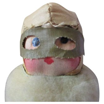 Raggy Doodle WWII Parachute Paratrooper doll in RARE Swamp Camo Air Force