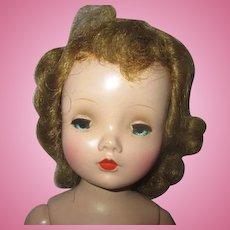 "Beautiful Madame Alexander CISSY Face WINNIE 14"" vintage doll"