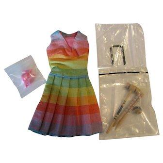 Barbie original fashion outfit clothing FUN 'N Games #1619 croquet set
