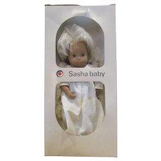 Sasha baby doll Gregor in box