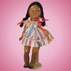 "Vintage 1950's  Ginny friend doll Pam , Ginger, Muffie Gigi 8"""