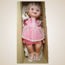 Dixie the Pixie 1960's American Character Whimsies doll all original in box