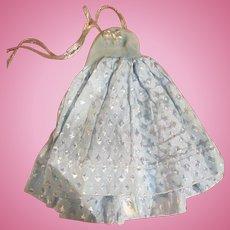 Vintage Vogue jill powder blue Moonlight gown original tagged