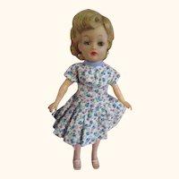 Pretty Little Miss Revlon floral dress with sash. DRESS ONLY