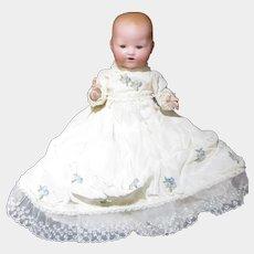 "Original Armand Marseille DREAM BABY doll sleep eyes. Nice 12"" marked 351 Germany"