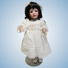 """Wendy Lawton GRAVE ALICE The children's hour 14"""" jointed doll #12/500"""