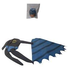 Vintage Captain Action Batman suit