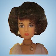 Elizabeth Taylor Portrait doll Maggie 1988 MIB Cat on a Hot Tin Roof celebrity
