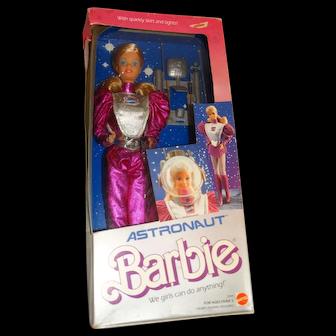 Barbie NRFB 1984 Astronaut Doll