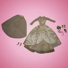 Vintage Barbie Complete Beautiful Bride Outfit
