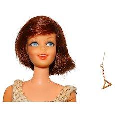 Vintage Brunette Twist & Turn Casey Doll