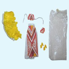 Mego 1975 Cher Indian Squaw Outfit