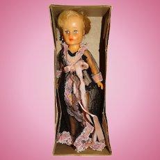 "Horsman 1950s Blonde 10"" Cindy Doll"