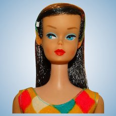 Vintage Midnight Color Magic Barbie Doll w/High Color