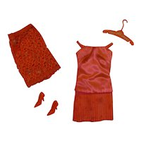 Vintage Barbie Complete Disco Dater Outfit