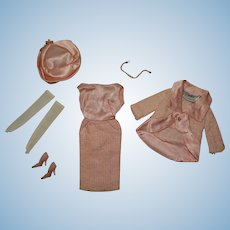 Vintage Barbie Complete Fashion Luncheon Outfit