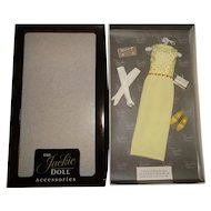 Franklin Mint NRFB Gold Jacqueline Kennedy Outfit
