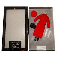 Franklin Mint NRFB Red Jacqueline Kennedy Outfit