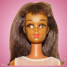 Vintage Brunette 2nd Issue TNT Black Francie Doll