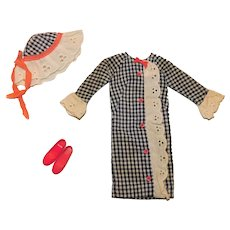 Vintage Francie Complete Sidekick Outfit