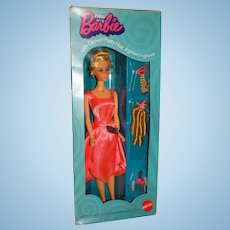 Vintage Barbie MIB Growin' Pretty Hair Doll