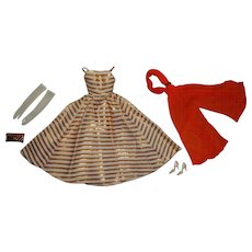 Vintage Barbie Complete Holiday Dance Outfit