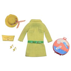Vintage Barbie Complete Japanese Exclusive #2614 Outfit