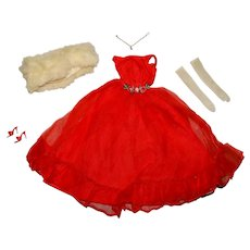 Vintage Barbie Complete Junior Prom Outfit