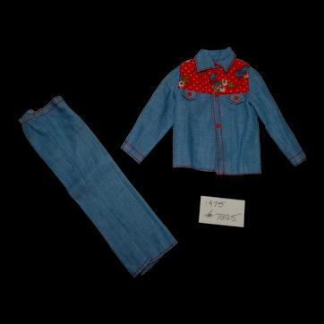 Vintage Ken Complete 1975 Best Buy #7225 Outfit