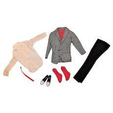Vintage Ken Complete Country Clubbin' Outfit