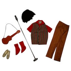 Vintage Ken Complete Ken A Go Go Outfit